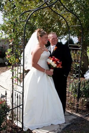 Erger-Horman Wedding