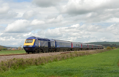 FGW Advertising livery Power Cars