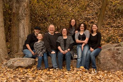 Parrish Family 2014