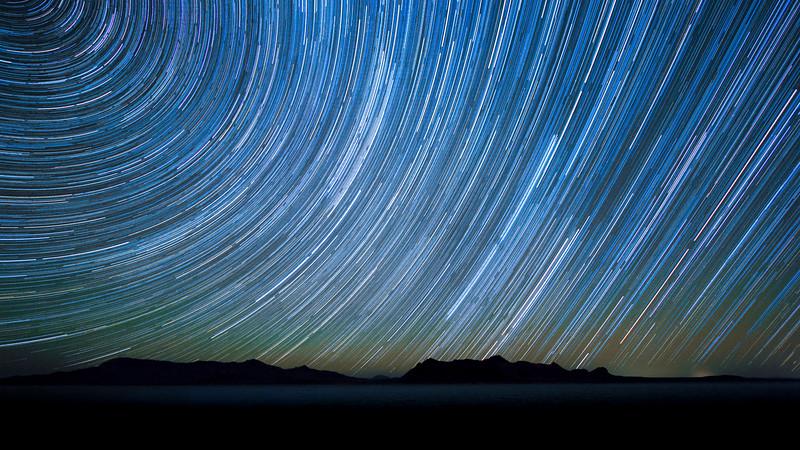Black Rock Desert Starlapse