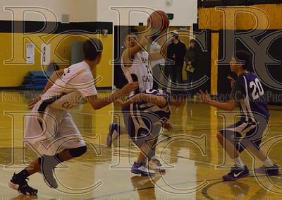 Boys Basketball -Frosh