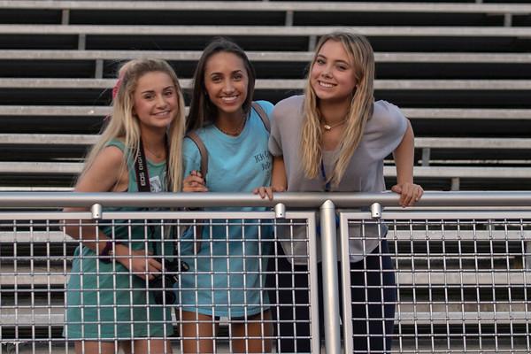 2018 TCH Fans at Rummel game