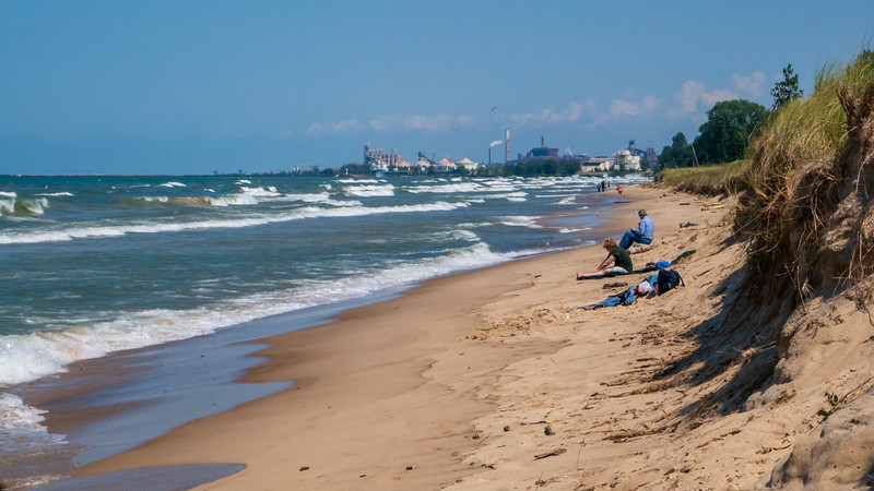 West Beach, Indiana Dunes National Lakeshore