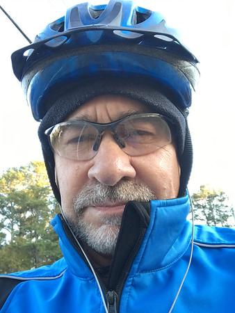 Bike! Leaves! 11.23.19
