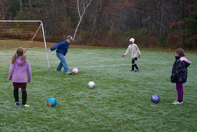 2011-10-29 Groton Soccer