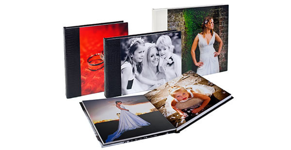 Acrylic Wedding Album for Royal Package