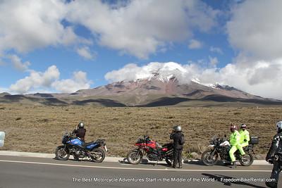 Introduction to Ecuador Tour May 2014