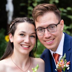 Rebecca and Adam's Wedding Photos