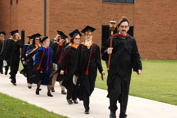 05-06-17 NEWS Northwest State Community College Graduation