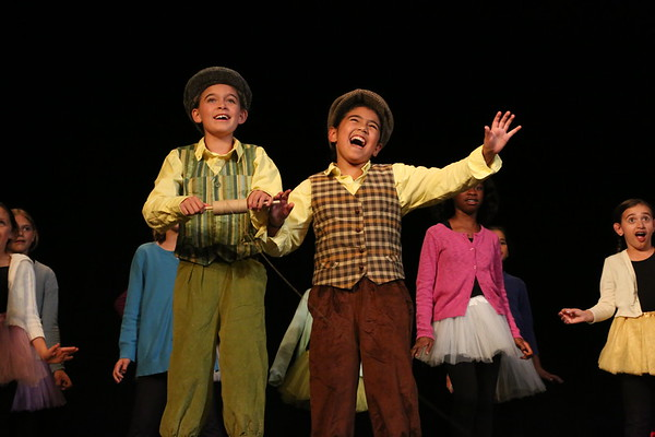 Frog and Toad- Youth Summer 2018
