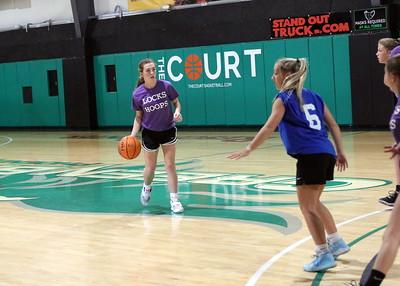 Girls Summer League Basketball