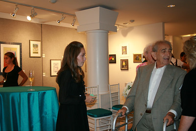 Samantha Abrams-Widdicombe benefit for Ronald McDonald House Orange County