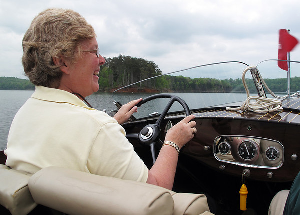The Boat: 1949 Greavette