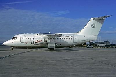 British Airways (Flightline - Alpine Aviation)