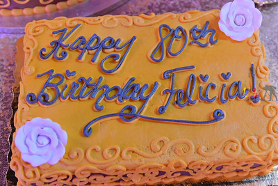 Felicia Abimbola's 80th Birthday