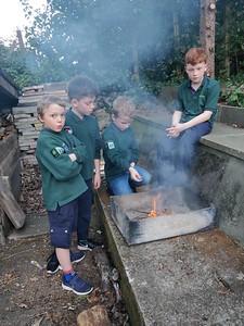 Fire making