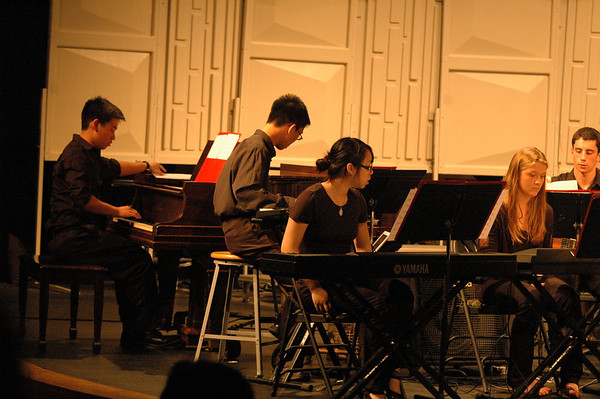 Spring Concert: Academy Jazz Ensemble