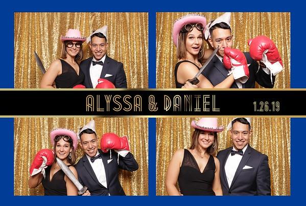 1.26.19 Alyssa and Daniel