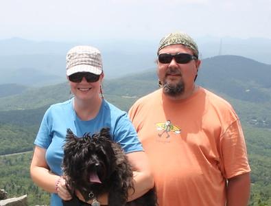 Blue Ridge Parkway NC 2012