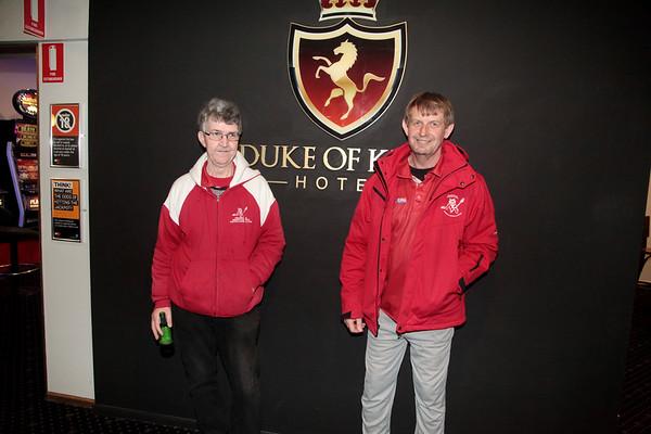 Anniversary at the Duke Hotel Wagga.