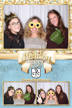 Pensacola Country Club Holiday Party 1-12-2020