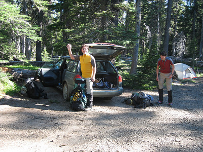 Mt. Adams hike