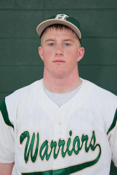 #14 – Cody Spain P; 1B; C Junior