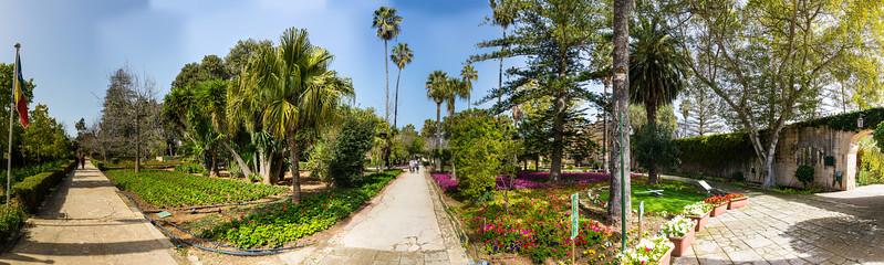 San Anton Palace Gardens