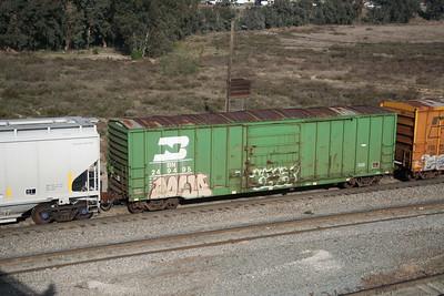 ATSF-BN-BNSF Boxcars