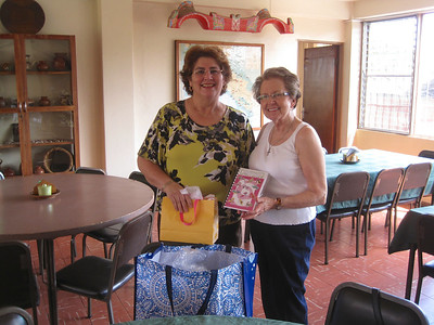 Costa Rica 2014 - Women's Retreat