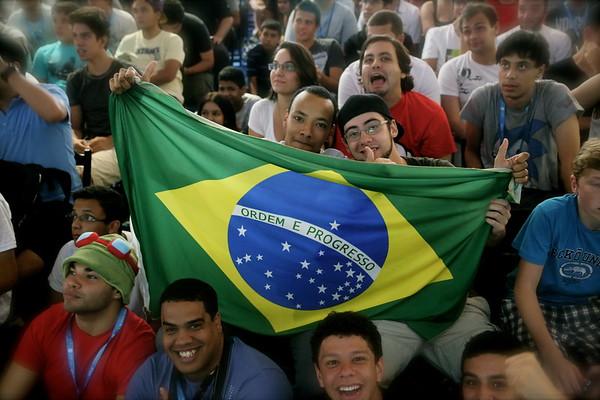 Intel Extreme Masters Sao Paulo 2014