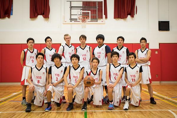 2016-17 JV Boys Basketball
