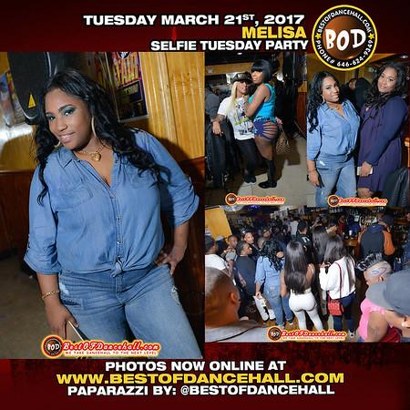 3-21-2017-BRONX-Melisa Party At Selfie Tuesdays
