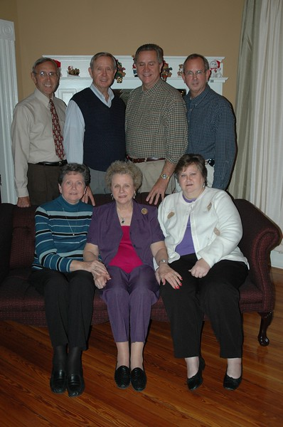 Starlette; Mike; Ron; Ned; Rachel; Leon; Judy;