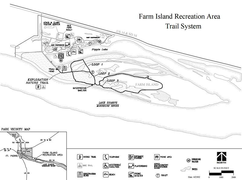 Farm Island Recreation Area