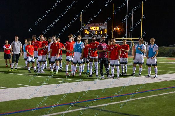 King's College Men's Soccer vs PENN 10/01/2019