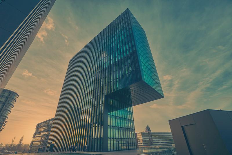 Dusseldorf + Filter