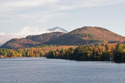 Fall Weekend in Lake Placid