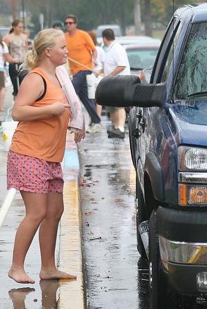 Girls H20 Polo Car Wash