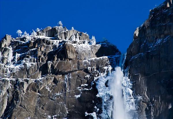 Waterfalls, Streams, Oceans and Creeks