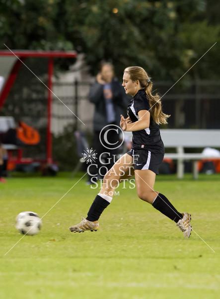 2011-11-29 Soccer Varsity Girls St. Pius X @ St. John's