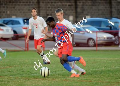 Manual vs St Francis Soccer Varsity