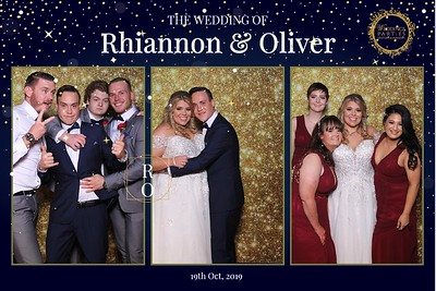 Rhiannon&Oliver'sWedding