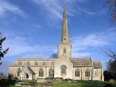 St Mary The Virgin, Church of England, Church Street, Kidlington, OX5 2AZ