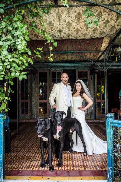 Real Wedding - Genesis & Rolando, Los Angeles CA