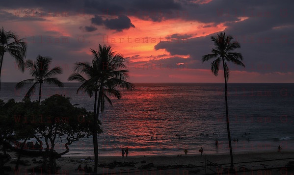 Kona Sunset 11-25-2017