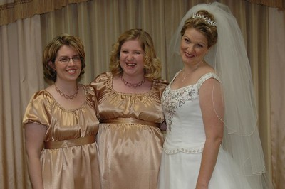 Brandy's Wedding