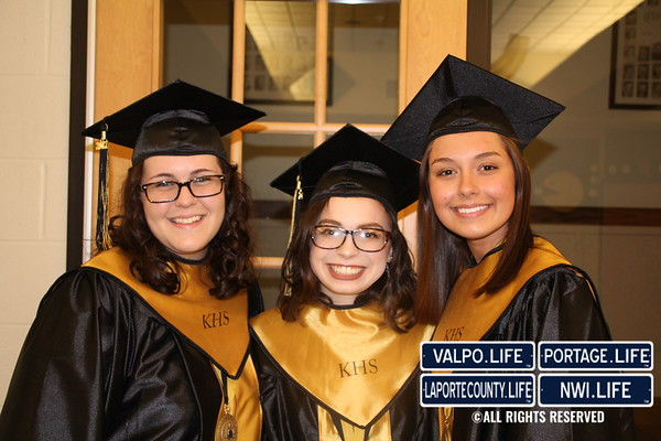Kouts High School Graduation 2017