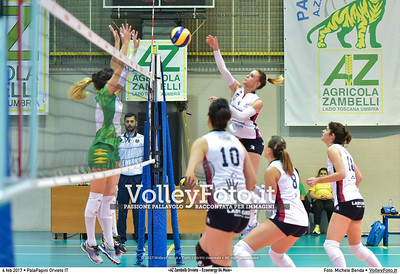 «AZ Zambelli Orvieto - Energy 04 Moie» #B1Fvolley
