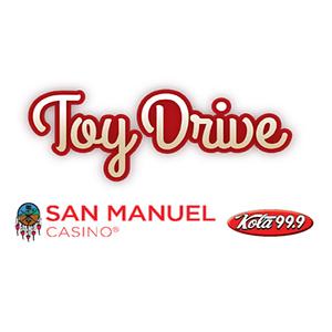 120518 - San Manuel Toy Drive
